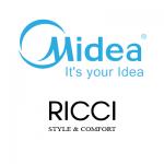 Гарантийное обслуживание брендов Midea и RICCI
